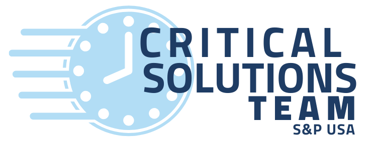 Critical Solutions Team